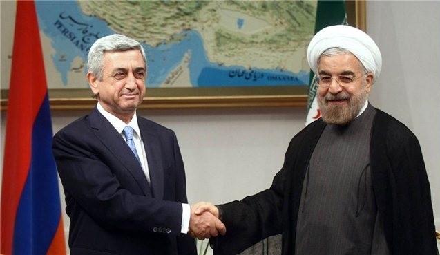 Sərkisyan İrana gedir