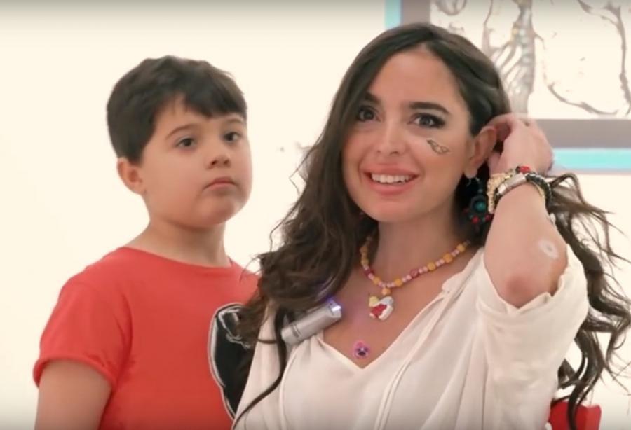 Leyla Əliyevanın oğlu festivalda iştirak edəcək