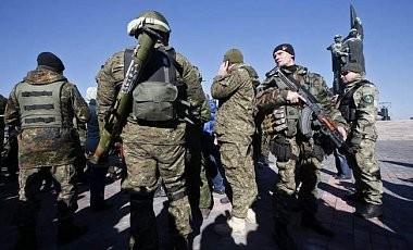 دونباس ساواشی قیزیشیر: اوکراینا اوردوسو ایتکیلر وئردی