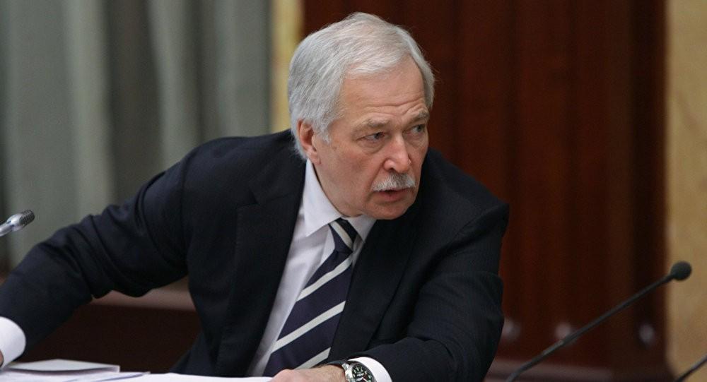 Qrızlov: Pravoslavlığı Ukrayna parçalayır