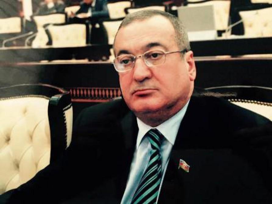 Azərbaycanlı deputat ermənini susdurdu