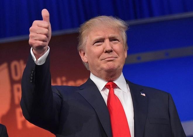 Трамп и Абэ осудили запуск ракеты КНДР