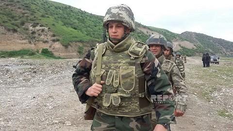 Ermənistana 15 milyonluq zərbə vuran qəhrəmanımız - Video