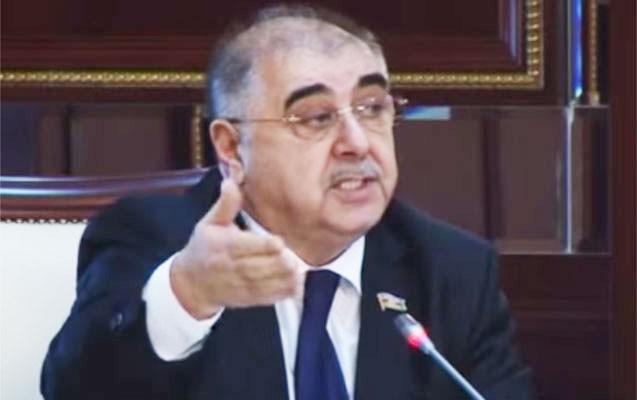 Deputat Hacı Qalibin həbsini tələb edir