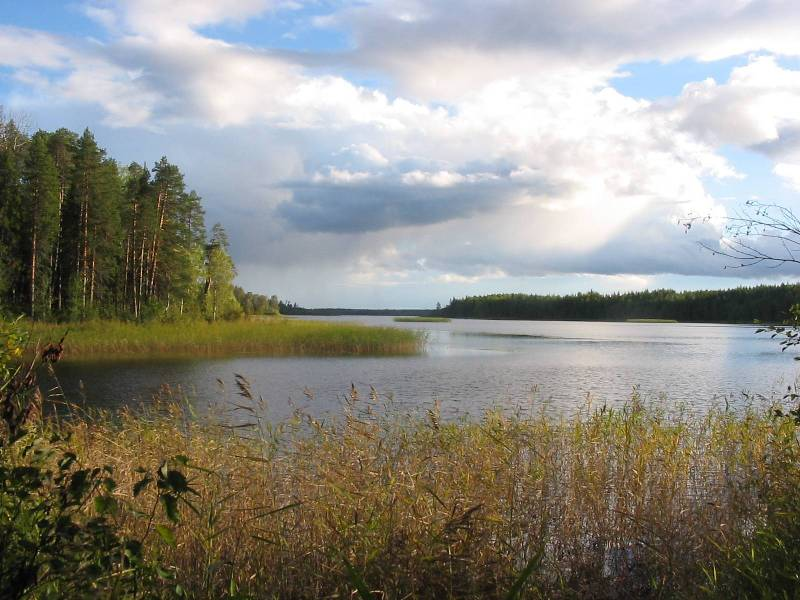 Acınohur gölü quruyur - Rəsmi