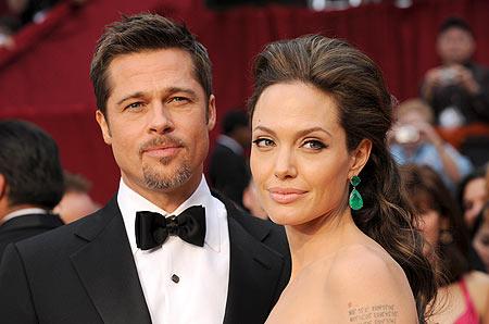Джоли и Питт не могут прийти к согласию