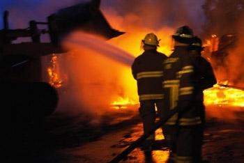 Yevlaxda evdə yanğın: 53 yaşlı qadın öldü