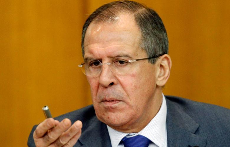 Lavrov calls U.S. sanctions