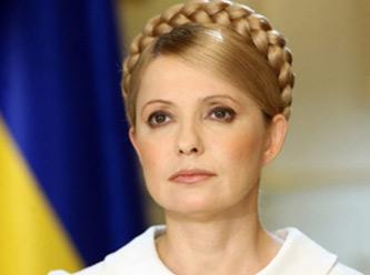Tymoshenko urges Poroshenko to free Saakashvili