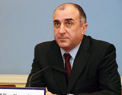 Mammadyarov spoke with his Afghan counterpart