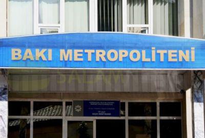 """""""Bakı Metropoliteni"""" Polis Şöbəsində vakant vəzifə"""