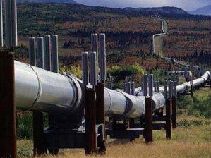 В Иране горит бензопровод