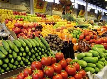 Экспорт фруктов и овощей достиг полумиллиарда долларов