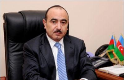 В этом благополучное будущее казахского народа - Али Гасанов