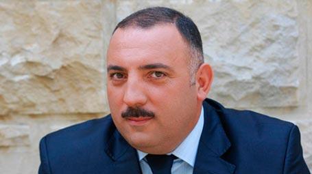 Bəhram Bağırzadənin səhifəsi oğurlandı