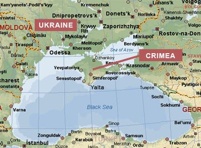 روسییادان کریملا باغلی یئنی حمله