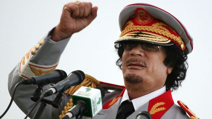 How NATO war against Gaddafi could have started in mid-80s