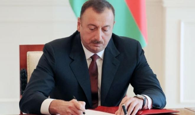 Prezident Cabbarovu təltif etdi - Sərəncam