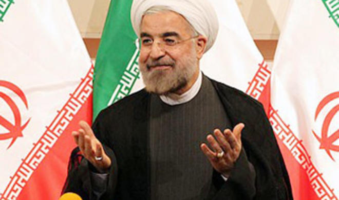 """Rouhani urges Saudi Arabia and allies to stop """"Blame Game"""""""