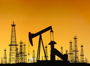 Oil prices rose slightly