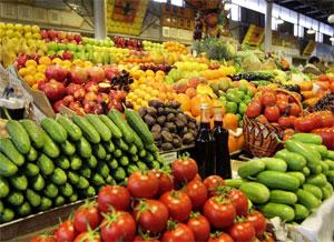 میوه-تره وز باهالاشدی - ایراندا