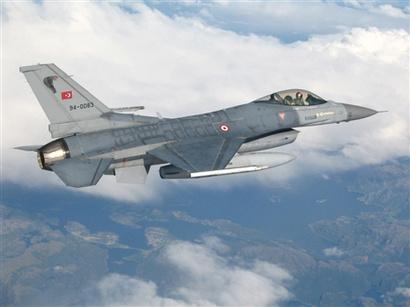 Türk F-16-ları İrəvana zərbəni məşq edir? – Video