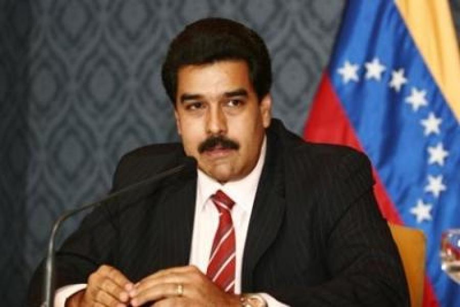 مادورو سیاسی رقیبلری آرادان گؤتورور – فرمان