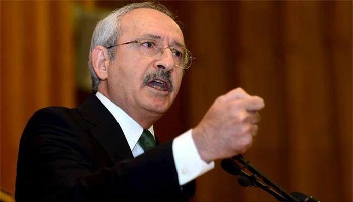 Kılıçdaroğlu son nöqtəni qoydu: Mübahisə bitdi