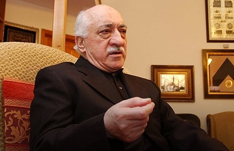 Fetullah Gulen's close supporter was arrested