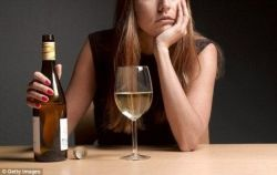 Why we reach for the bottle when we feel stressed out?