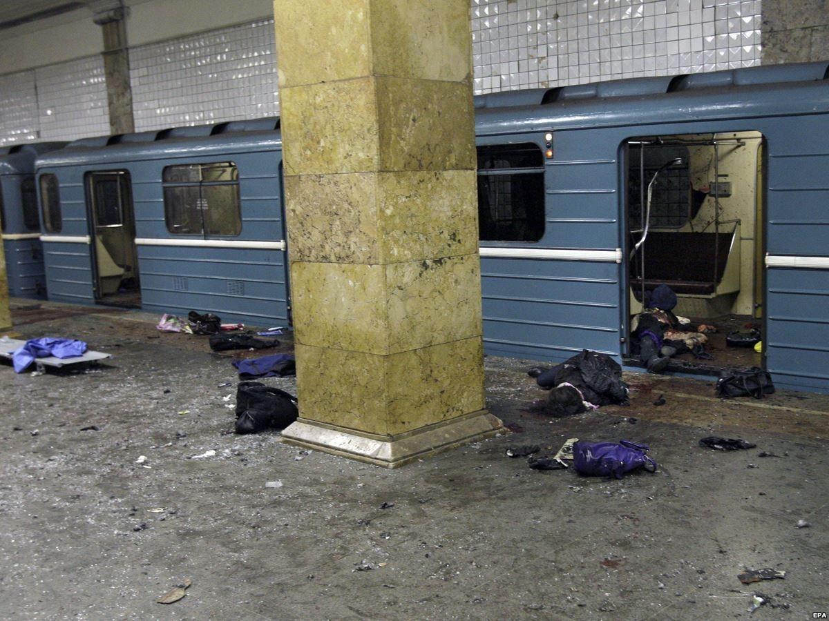 Комсомольская правда о теракте в минском метро фото 5